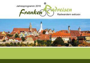 Franken-Radreisen Jahresprogramm 2019